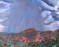 Polly Jackson - Wet Summer in the Gila